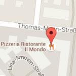 Ristorante Pizzeria il mondo Nürnberg